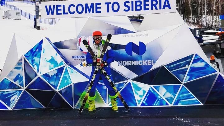 «Почему Сибирь такая коричневая?»: первые эмоции иностранных спортсменов о Красноярске