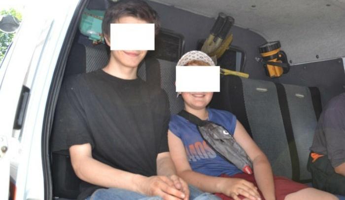 В Уфе спасатели нашли заблудившихся подростков