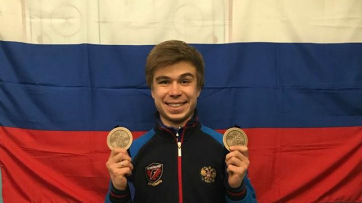 Впервые в истории: шорт-трекист Семен Елистратов завоевал золото на этапе Кубка мира в Германии