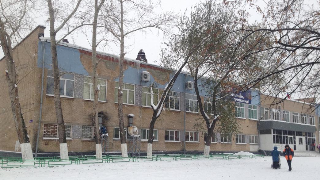 На карантин ушли не полностью школы и гимназии, а отдельные классы