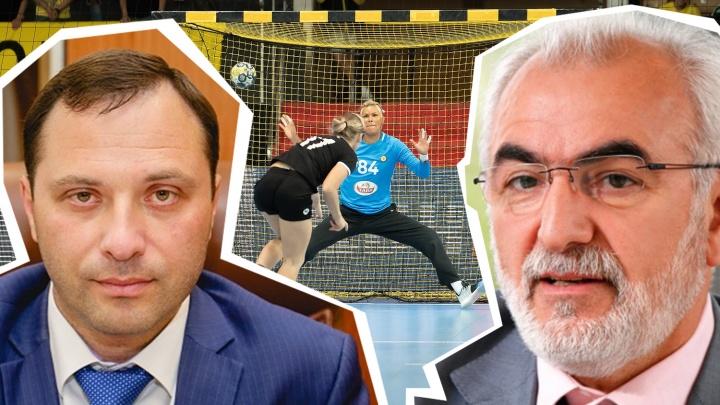Компания Саввиди объяснила претензии к начальнику управления спорта Ростова Денису Браславскому