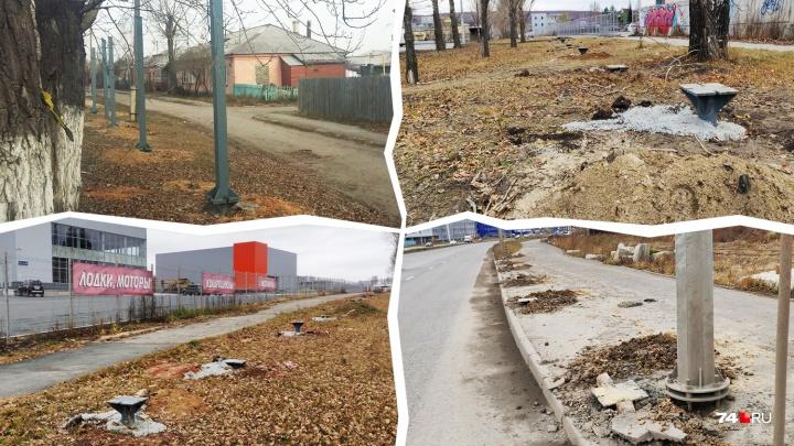 Митинг, Путин и голодовка: челябинцы требуют остановить строительство «защитных» экранов