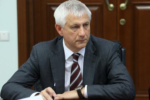 Сергей Бердников заявил о несерьёзности анонимных сообщений о взрывных устройствах