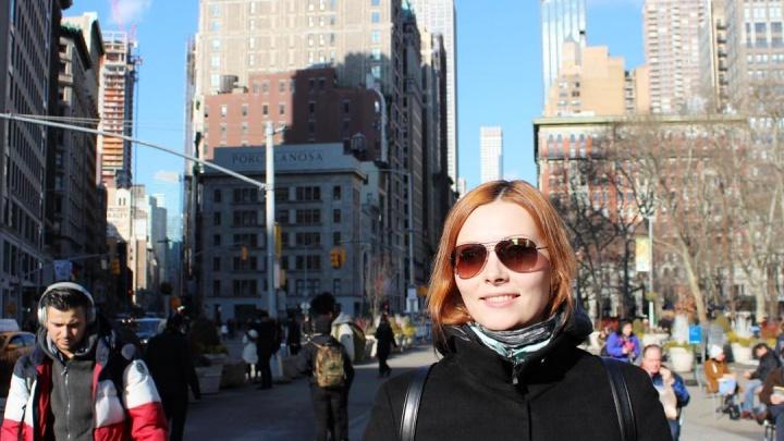 «Город для тех, у кого работа на первом месте»: омичка рассказала, как шесть лет жила в Нью-Йорке