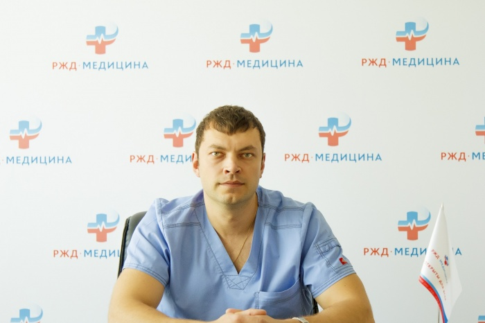 Павел Александрович Платонов, врач-хирург, кандидат медицинских наук