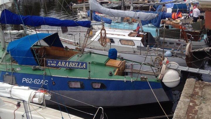 «Ждут погоды»: винт яхты «Крейсер» сломался прямо во время шторма в Белом море