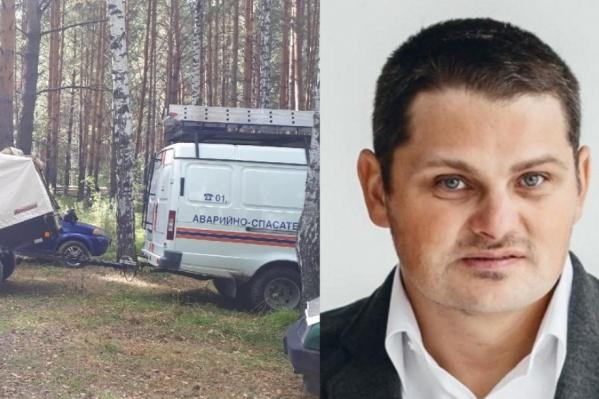 Юрий Васильев пошёл за грибами в лес и пропал — сейчас его ищут десятки людей