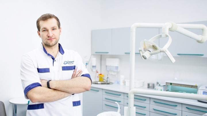 Новосибирцам предлагают заменить больной зуб на новый за один день