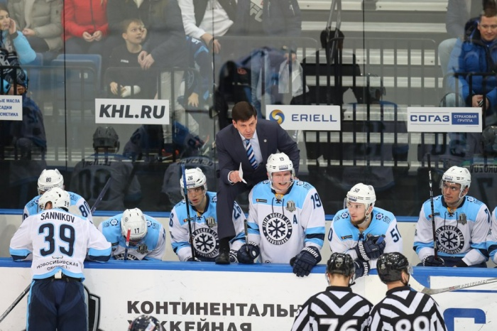 Ворота защищал Алексей Красиков