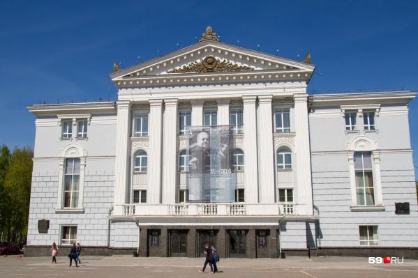 Худрук Театра оперы и балета Теодор Курентзис покинулПермь на прошлой неделе, теперь активно ищут нового дирижера