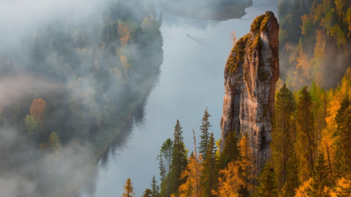 Екатеринбургский фотограф получил спецприз международного конкурса Nature's Best Photography Asia