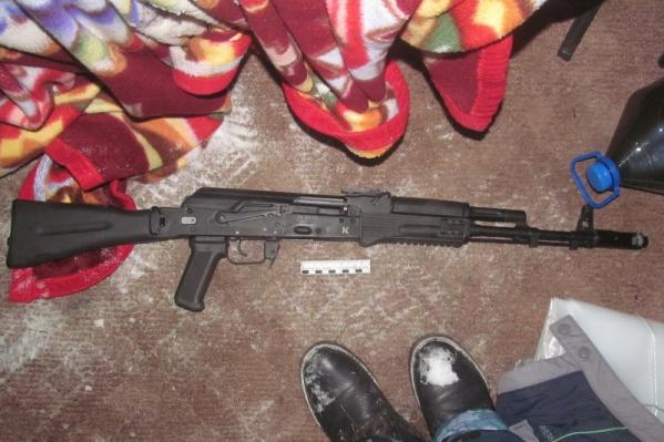 Автомат оказался пригоден для стрельбы в разных режимах
