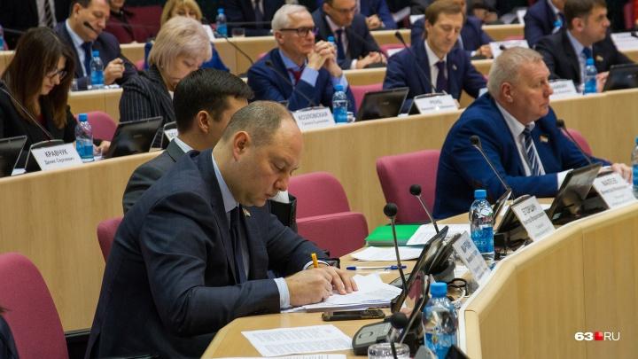 Депутата губернской думы назначили заместителем генерального директора «Тольяттиазота»