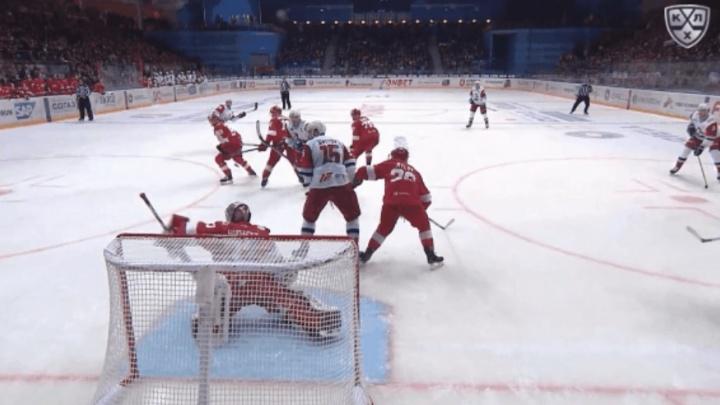 Московский «Спартак» оказался неудобным соперником для «Локомотива»
