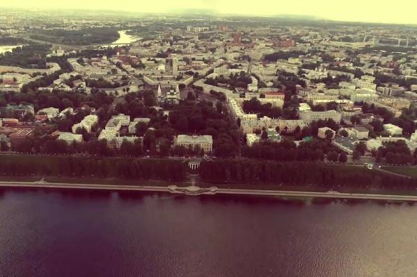 Премьера фильма состоится в Ярославле 1 апреля