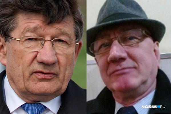 Многие двойники мэра Омска тоже носят очки