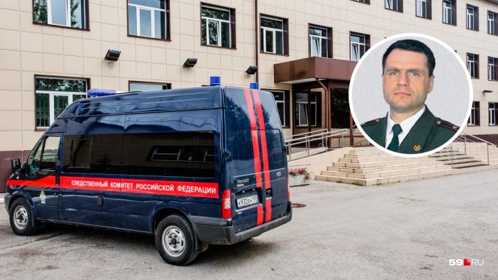 СК Прикамья сообщил подробности задержания экс-министра Ковтуна