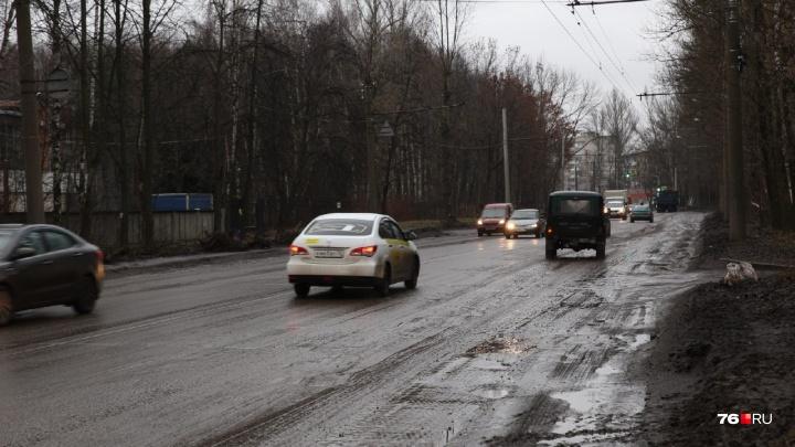 Тутаевское шоссе перекроют завтра: изучаем объездную дорогу