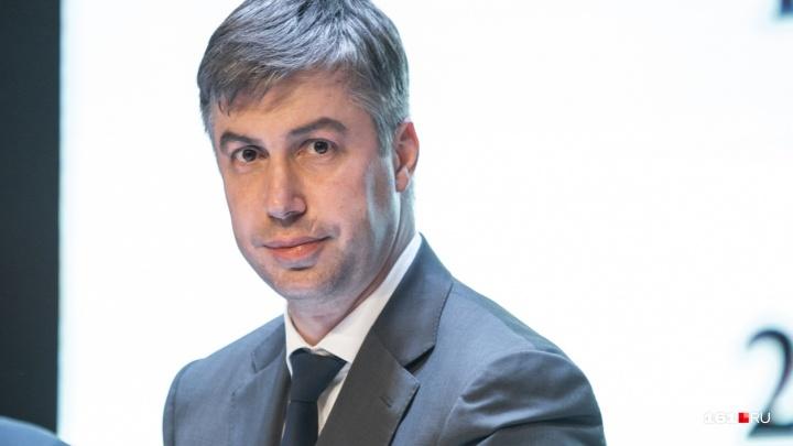 Алексей Логвиненко, врио сити-менеджера Ростова, занял 28-е место в национальном рейтинге мэров