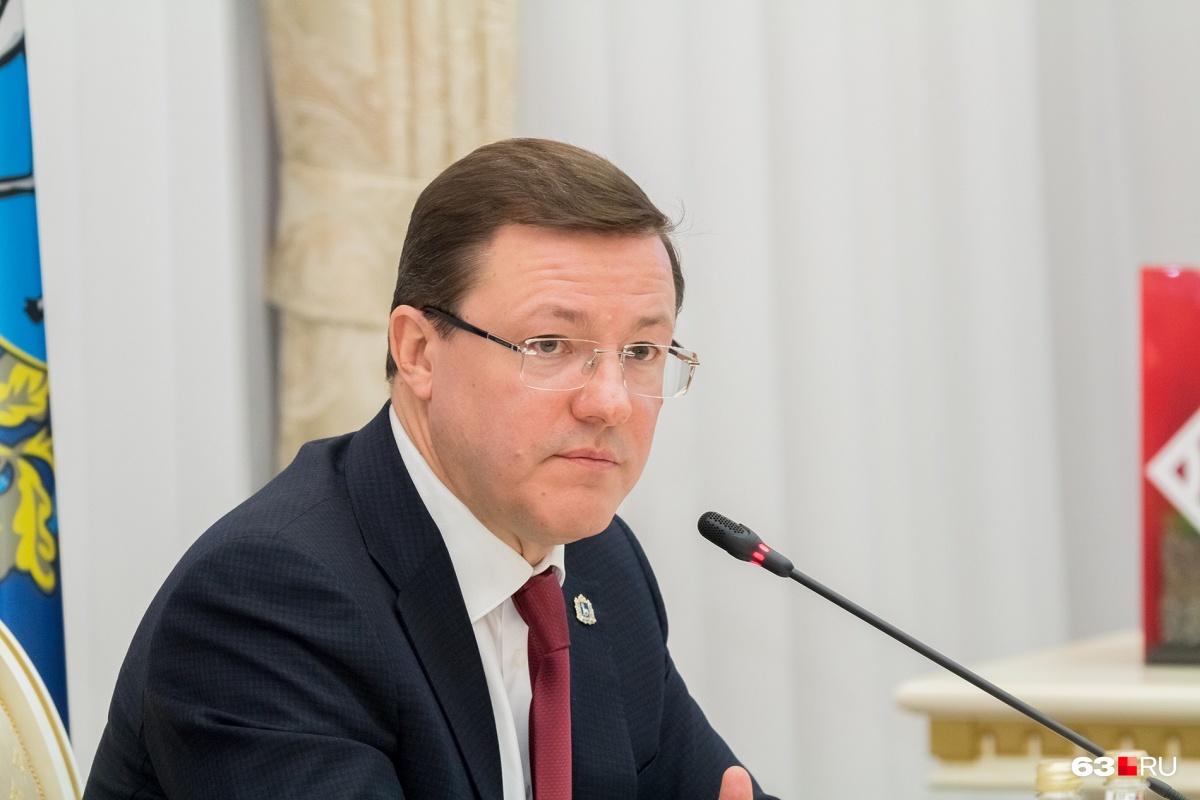 Дмитрий Азаров поддержал решение Сергея Маркова
