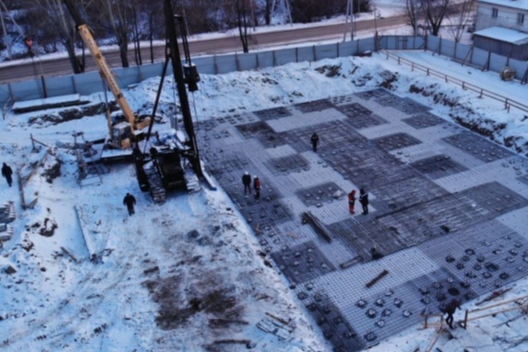 Основным видом деятельности компании является строительство жилых и нежилых зданий