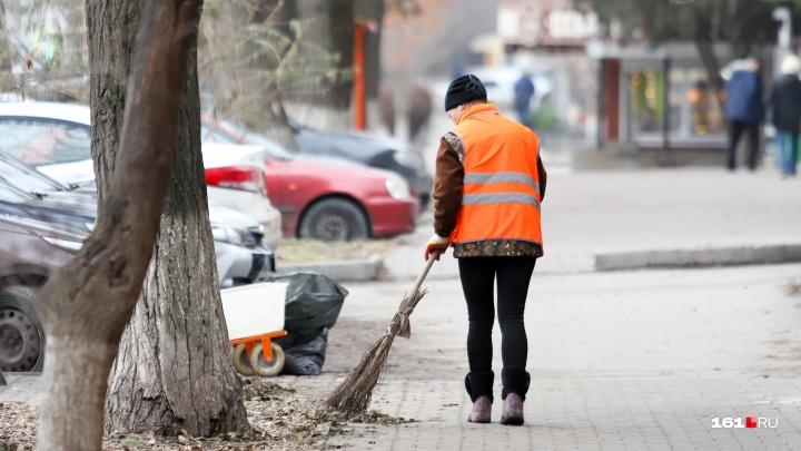 В новом году улицы Ростова уберут за 470 миллионов рублей