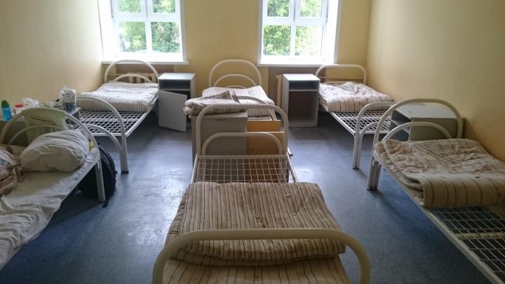 «Кровати маленькие, спать неудобно»: Максим Решетников проверил детскую больницу № 13