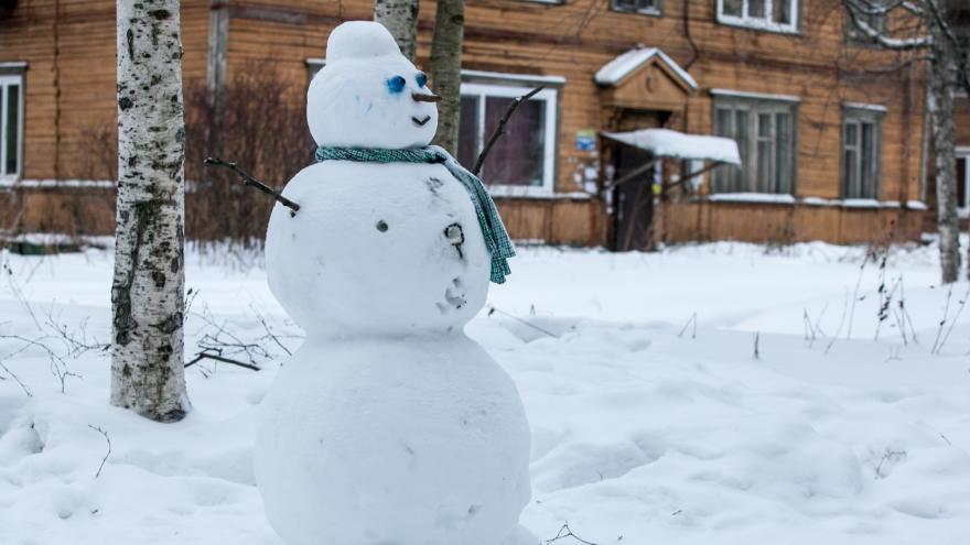 Оттепель в декабре: выходные в Архангельской области не будут холодными