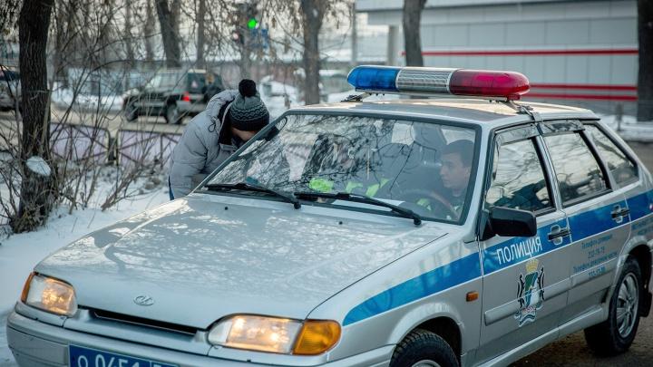 Автоинспекторы объявили охоту на машины с непристёгнутыми детьми