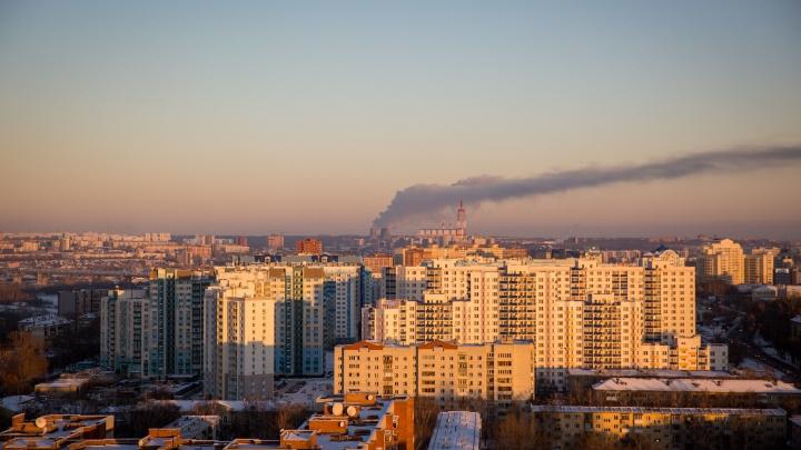 Новостройки Новосибирска стали выше на 6 этажей за последние 20 лет