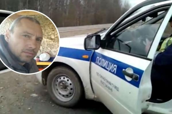 Мужчина объяснил свои действия тем, что защищал машину от сотрудников ДПС