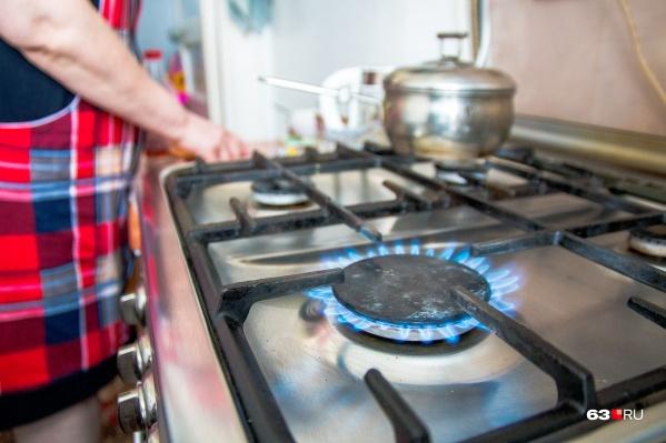 С января тарифы на газ увеличили из-за повышения НДС