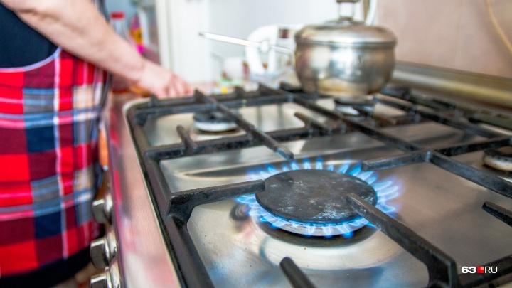 В Самарской области ожидают очередного повышения тарифа на газ