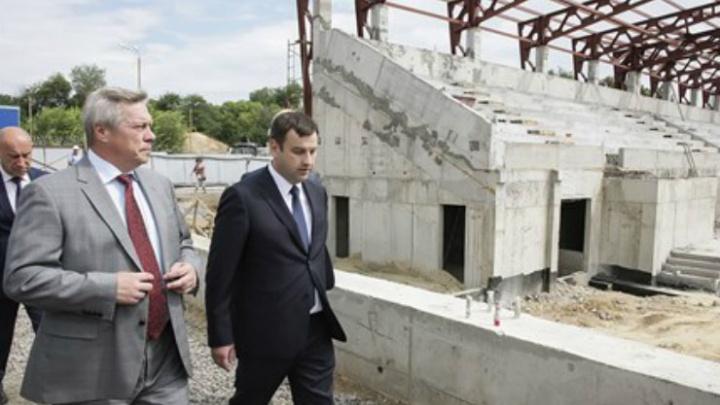 Подрядчик пообещал сдать стадион «Торпедо» в Таганроге до конца года