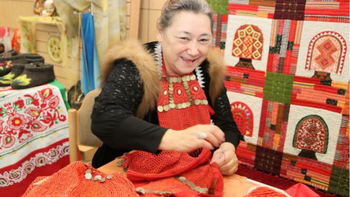 Педагог из Башкирии получила премию «Душа России»