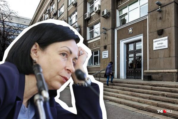 Изменения в структуре администрации Челябинска утвердили во вторник на заседании городской думы. У Натальи Котовой остаётся 8 замов