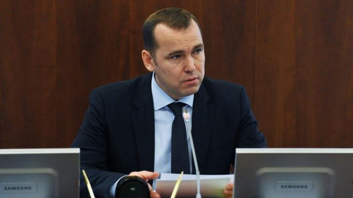 «Обезглавленное» Зауралье может возглавить замгубернатора Тюменской области Вадим Шумков