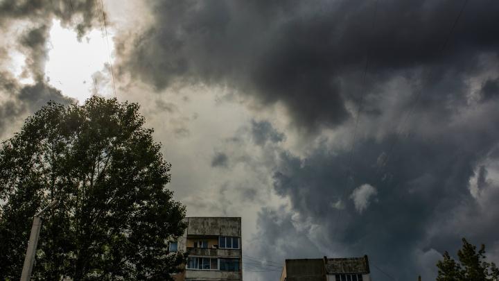 «В эпицентре окажется Волга»: на Европейскую Россию обрушатся мощные ливни и похолодание
