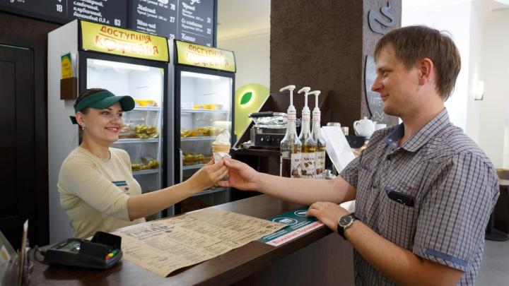 «Возьми меня с собой!»: «Подорожник» открывает в Толмачево новое место предполетных перекусов
