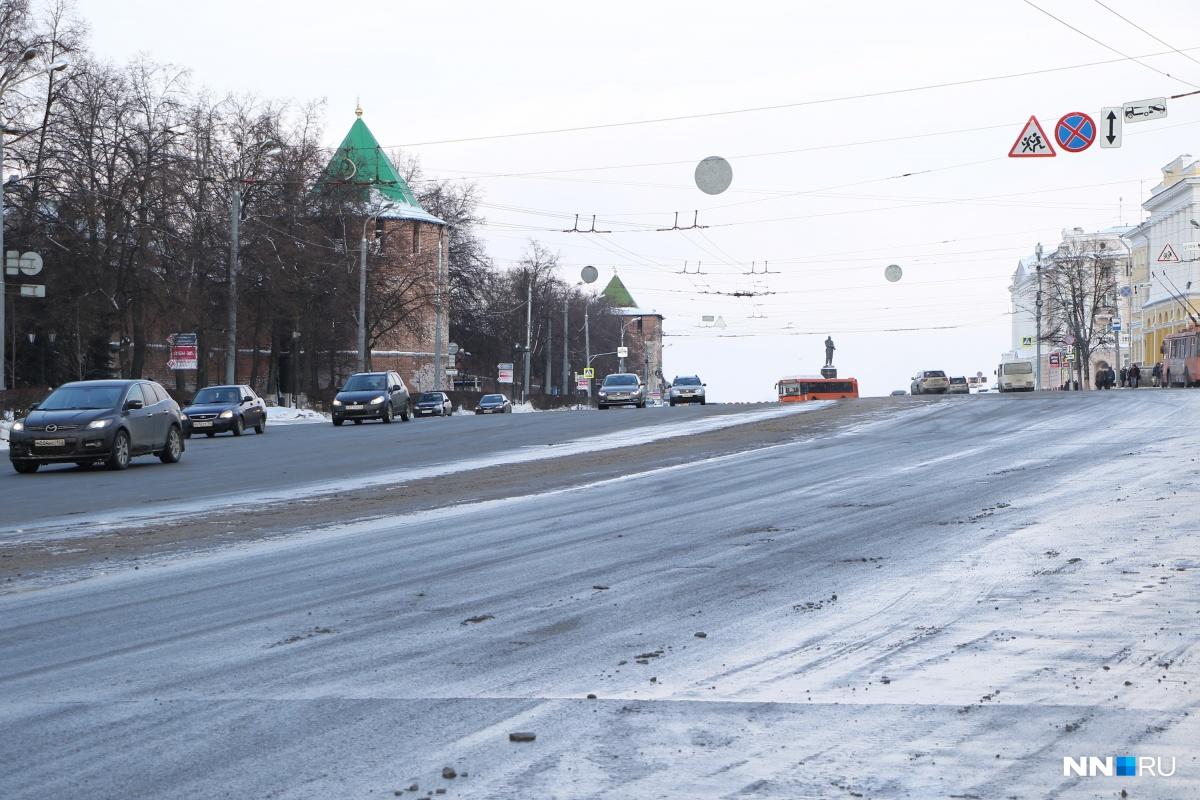 С 8 декабря по 12 января от улицы Минина доВерхне-Волжской набережной организуют объезд