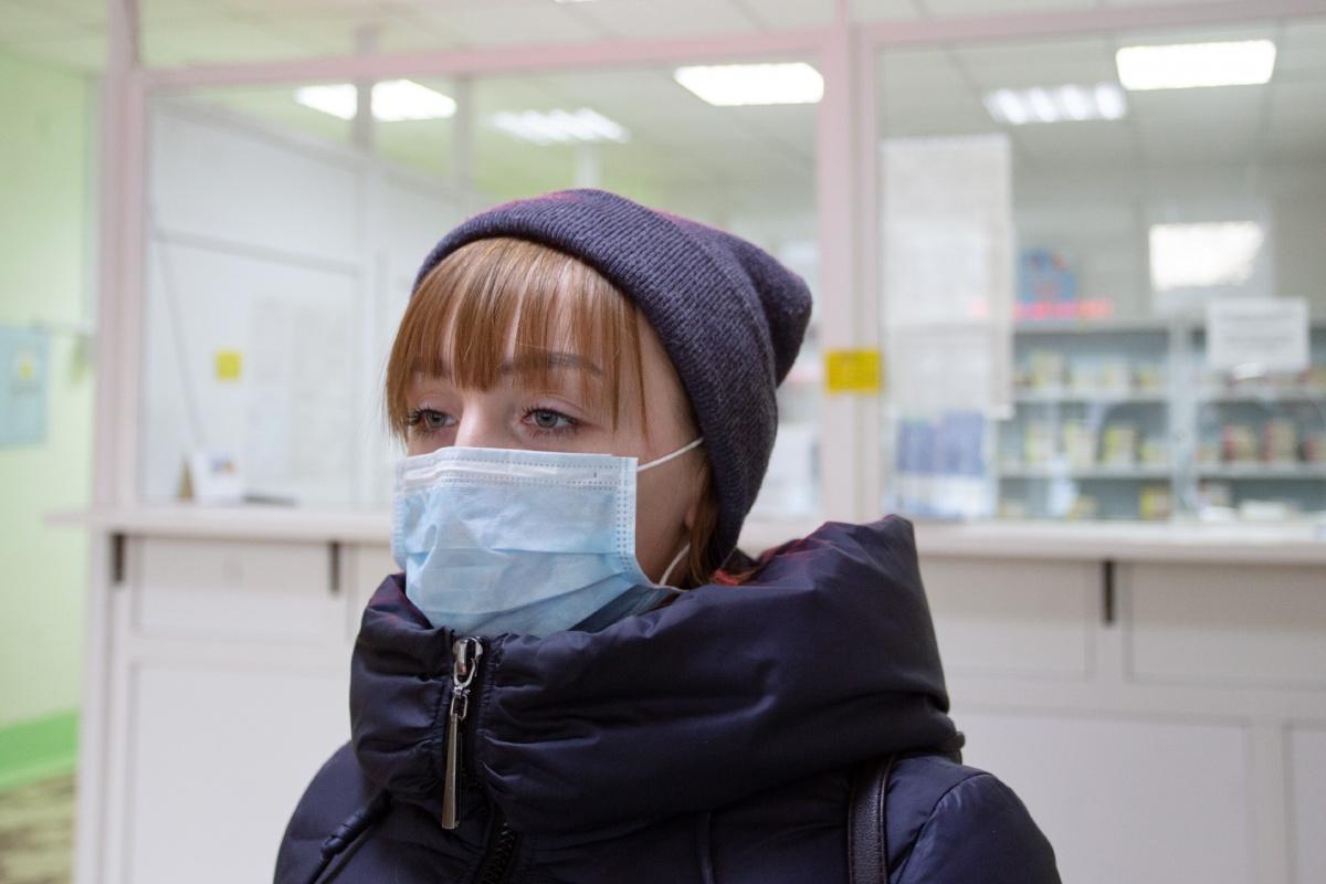 Людей просят надевать маски и вовремя мыть руки