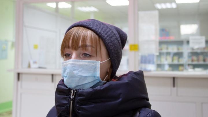 В больницы Кузбасса с подозрением на коронавирус попали пять человек