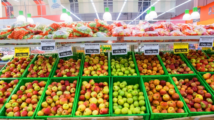 Бизнесмены заявили о маленькой наценке на товары в магазинах