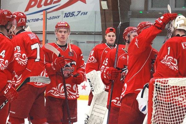 Исход матча позволил ростовским хоккеистам еще прочнее закрепиться во главе турнирной таблицы