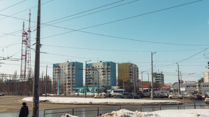 Проект продления улицыXXII Партсъезда придется корректировать
