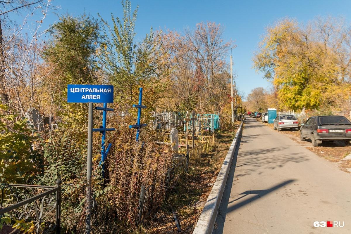 Землю для семейных захоронений предоставляют на кладбищах«Безымянское», «Зубчаниновское» и «Мехзаводское»