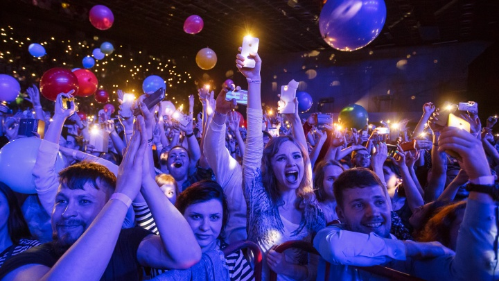 Краски, дубль Долиной и гала-концерт с Биланом: самая полная программа Дня города Волжского