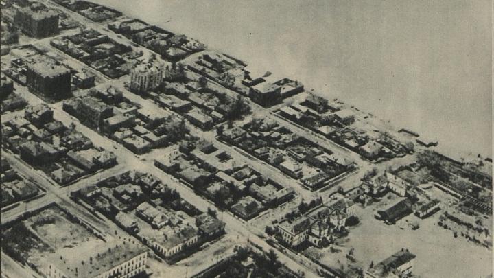 В Сети опубликовали снимок Омска 30-х годов с высоты