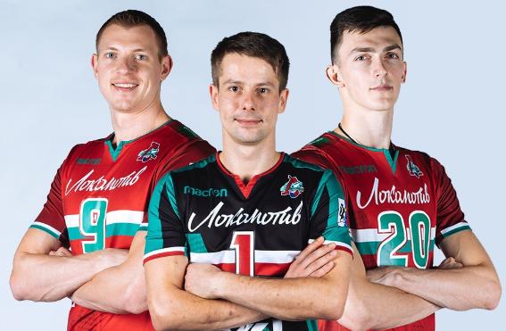 Новосибирские волейболисты попали в расширенный состав сборной России