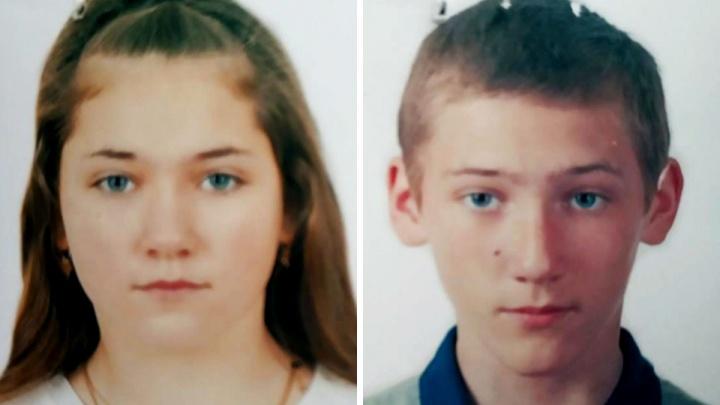 Пропавших в Рыбинске брата с сестрой нашли